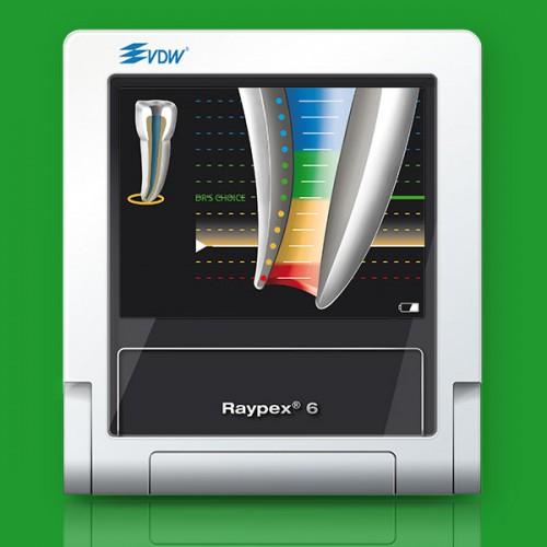 Endodontie-Software Raypex 6